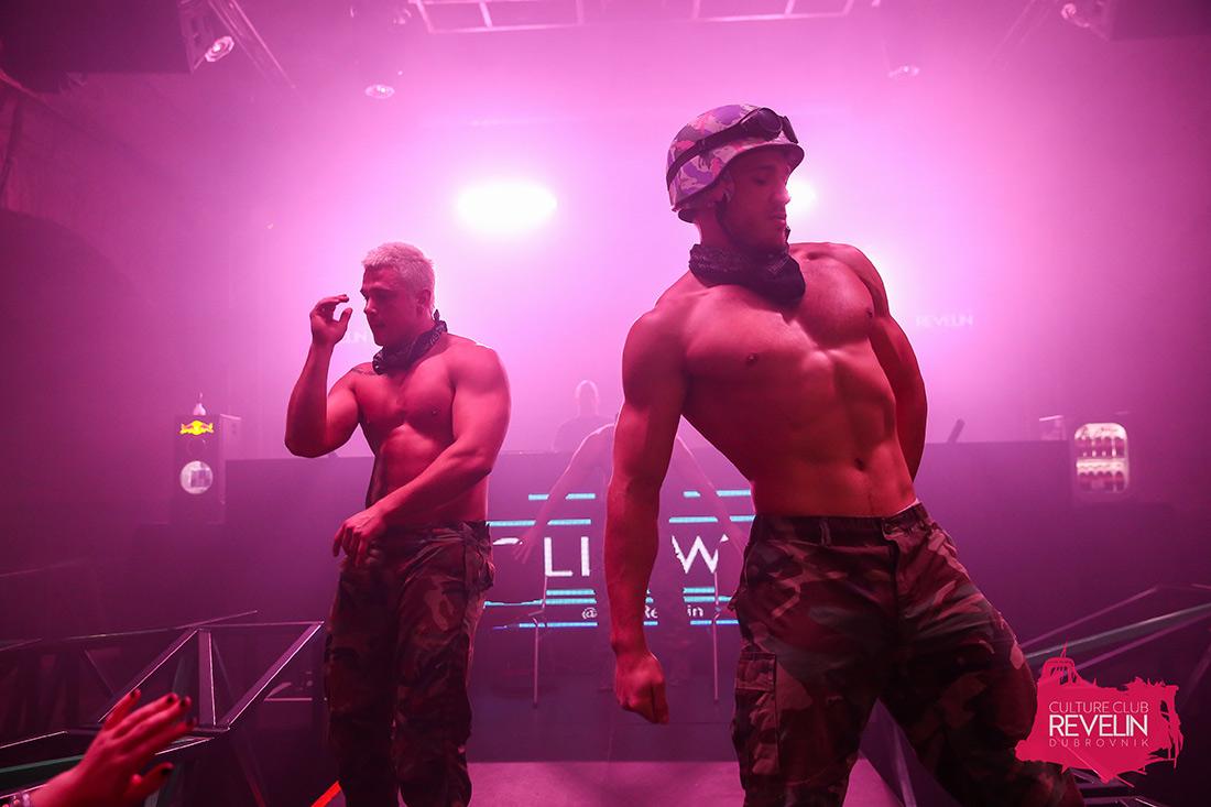 performeri, ladies night, Revelin klub Dubrovnik, veljaca 2018