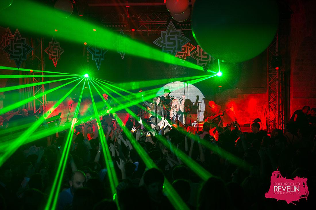 spektakularna atmosfera na koncertu Severine u Dubrovniku, Revelin, 10.02.2018