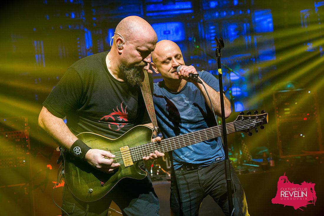 Mile Kekin i Zoran Subošić Zoki, koncert Hladno Pivo, Revelin Dubrovnik, 10.03.2018
