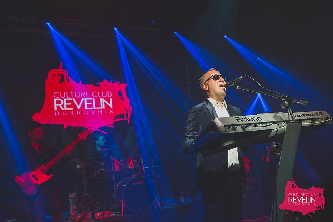 Koncert Saša Matić, Revelin Dubrovnik, 17.03.2018