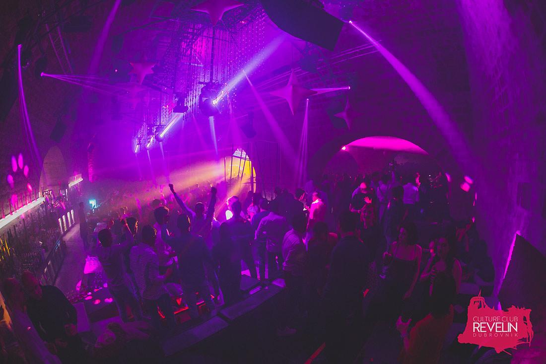 klub Revelin u bojama, koncert Jole