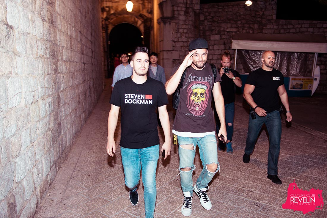 Welcome to Dubrovnik, Tom Staar, nightclub Revelin