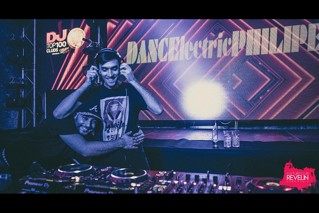 Dancelectric Philipe at EDX, June 22nd, Revelin Dubrovnik