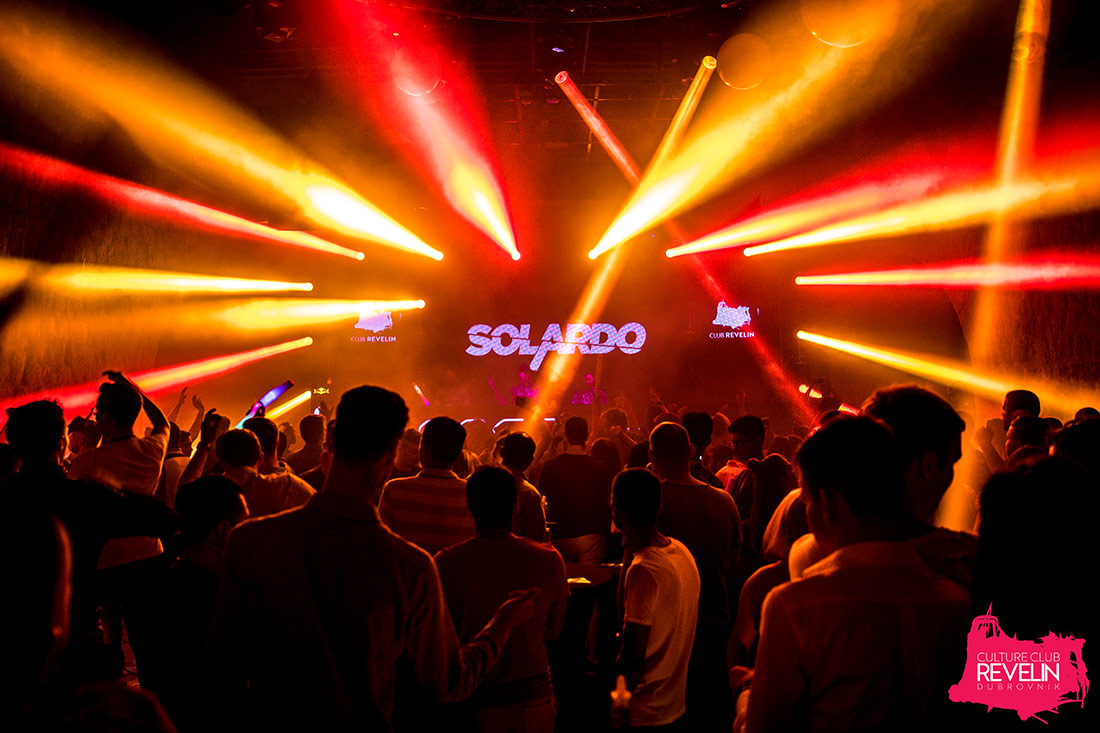 Solardo, June 20th, Nightclub Revelin, Dubrovnik