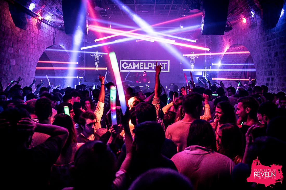 Camelphat at DANCElectric Residency, Culture Club Revelin, 4th of July, 2018.