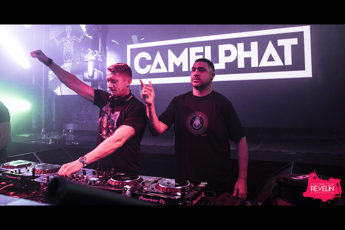 Camelphat on Revelin stage