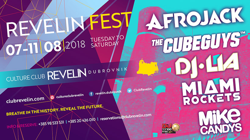 Get Afrojack tickets at promo prices, Revelin Festival, August 8th, 2018. Dubrovnik