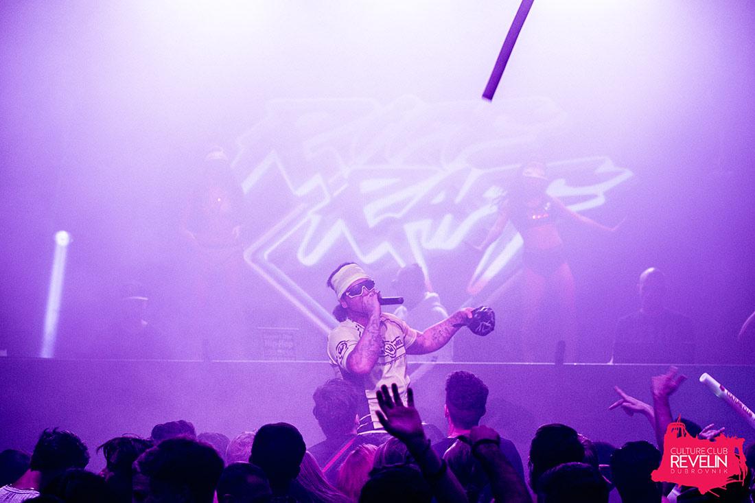 Riff Raff performs in Revelin