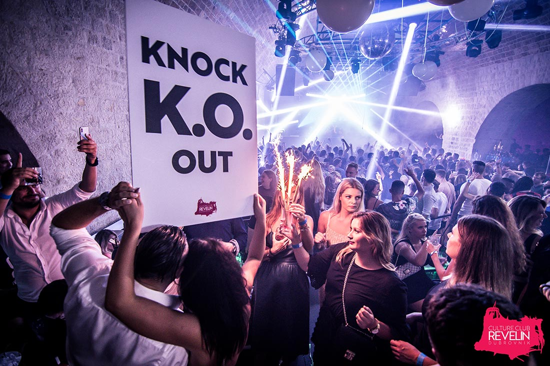 Knock Out! Third Party at Revelin