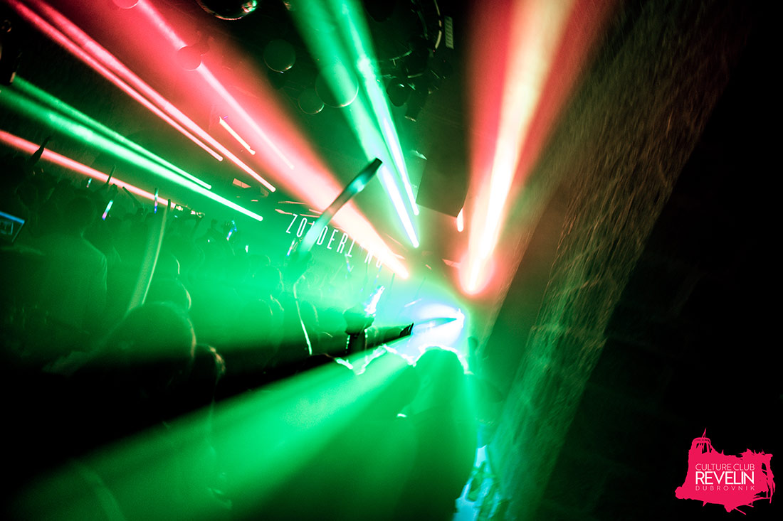 lightshow, Zonderling, June 29th, Revelin nightclub
