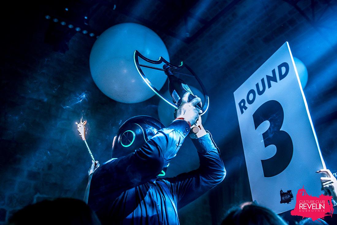 Round 3, Zonderling, June 29th, Revelin nightclub