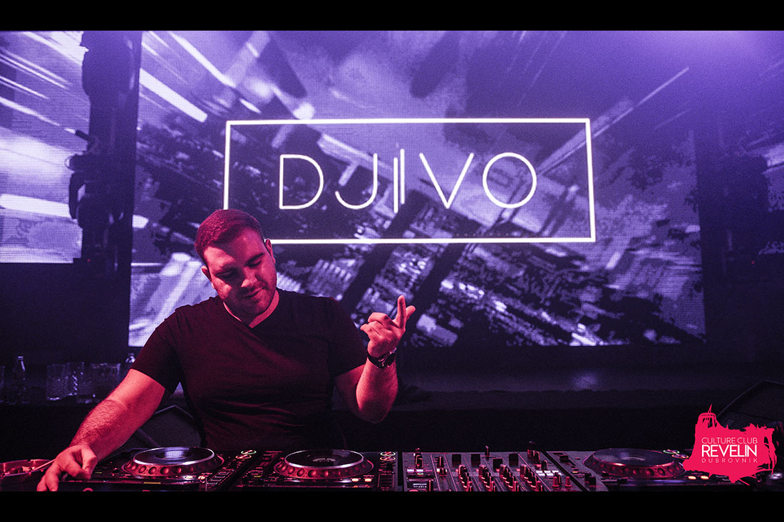 DJ DJIVO, Revelin nightclub