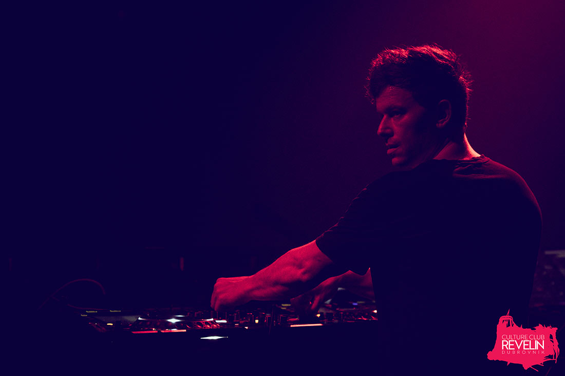 Fedde Le Grand on Revelin stage, 2018