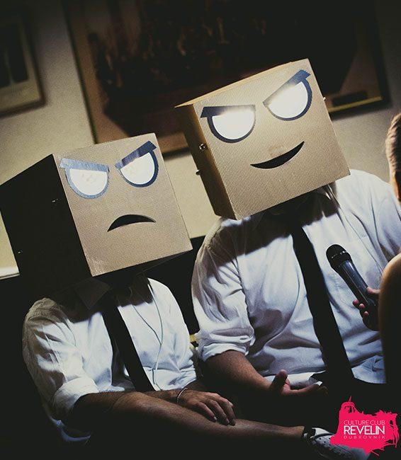 The DJs From Mars
