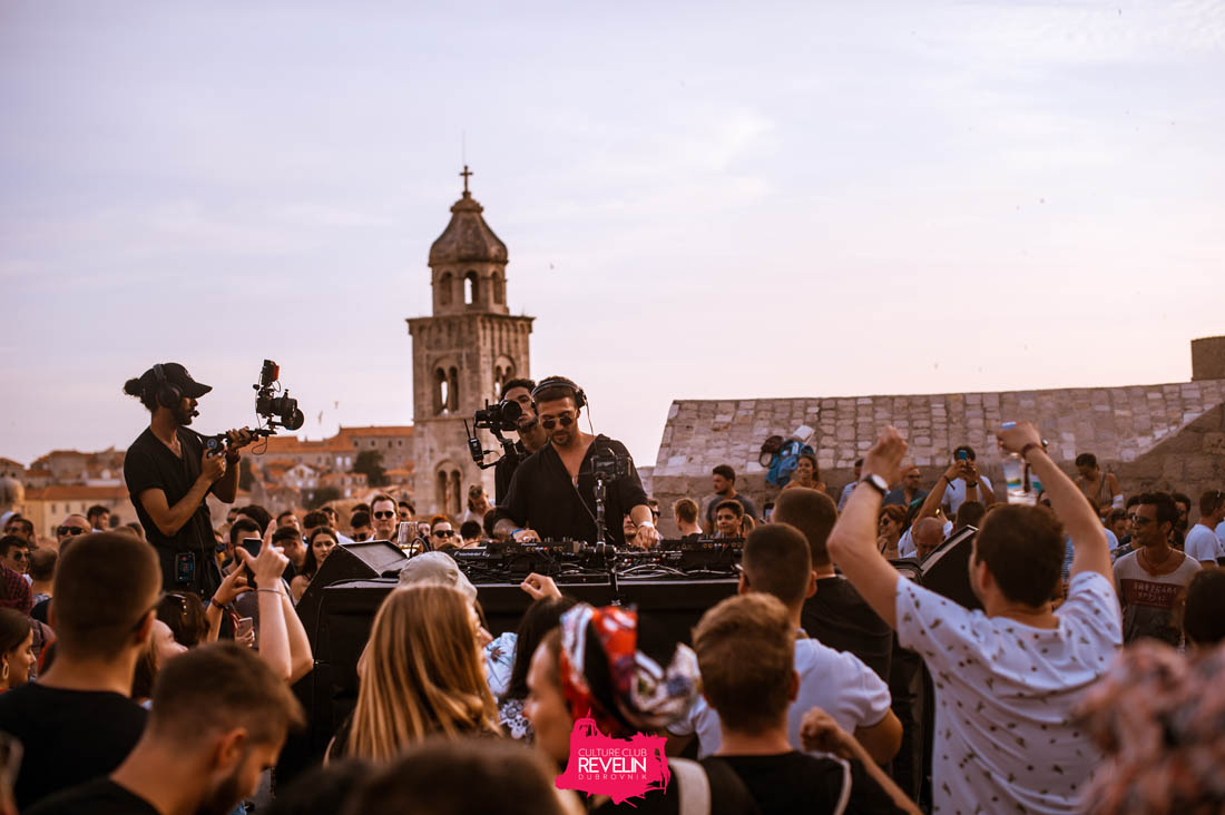 Hot Since 82, Culture Club Revelin, Dubrovnik