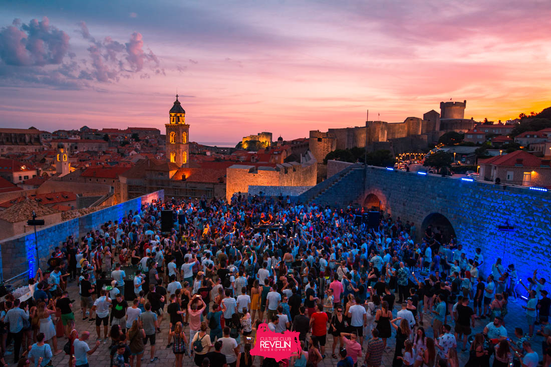Cercle presents Hot Since 82, Revelin terrace, 17th of June 2019