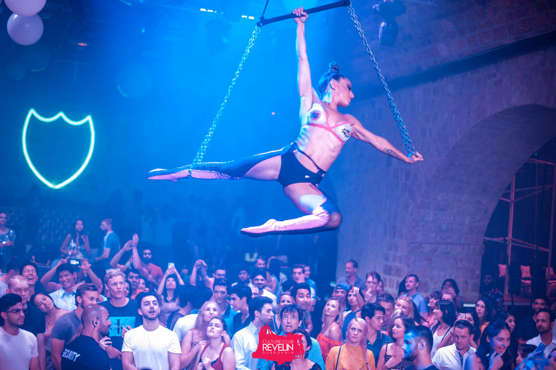 dancing in the sky, Sunday Funday at Revelin nightclub