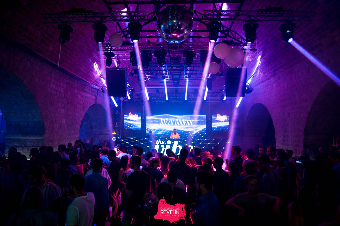 The Vibe club night each Thursday at Revelin