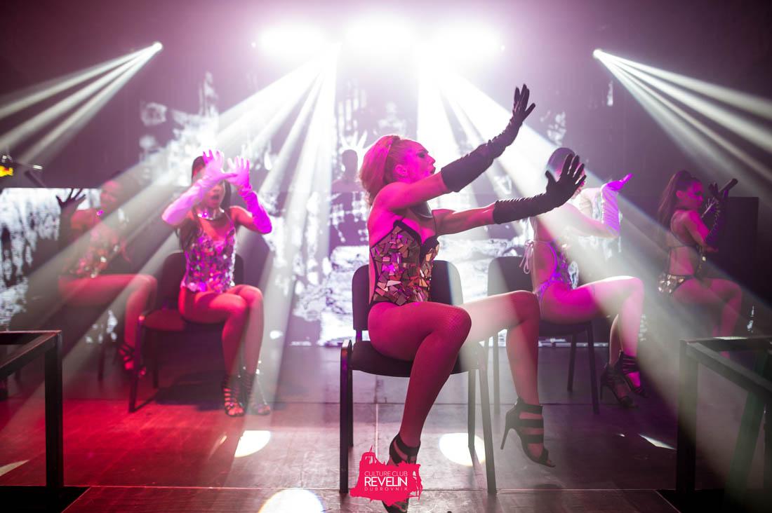 The Vibe 2019, Revelin club night, each Thursday