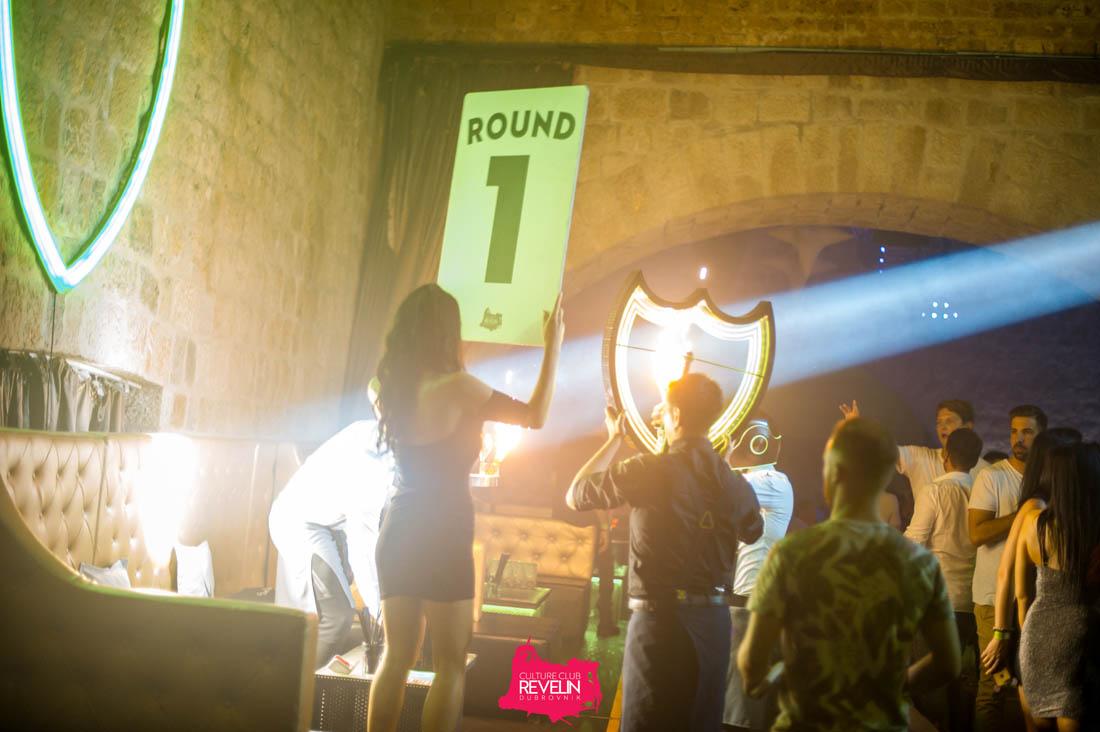 Round 1, The Vibe, Revelin Dubrovnik