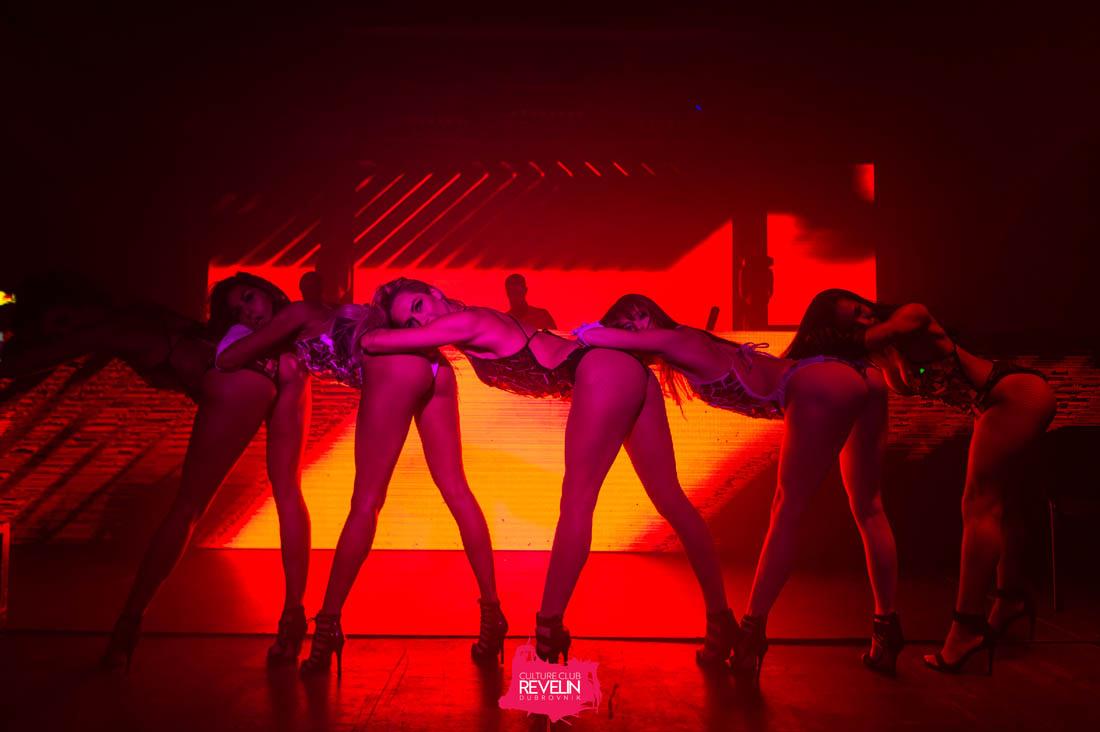 The Vibe dance show, Revelin club night