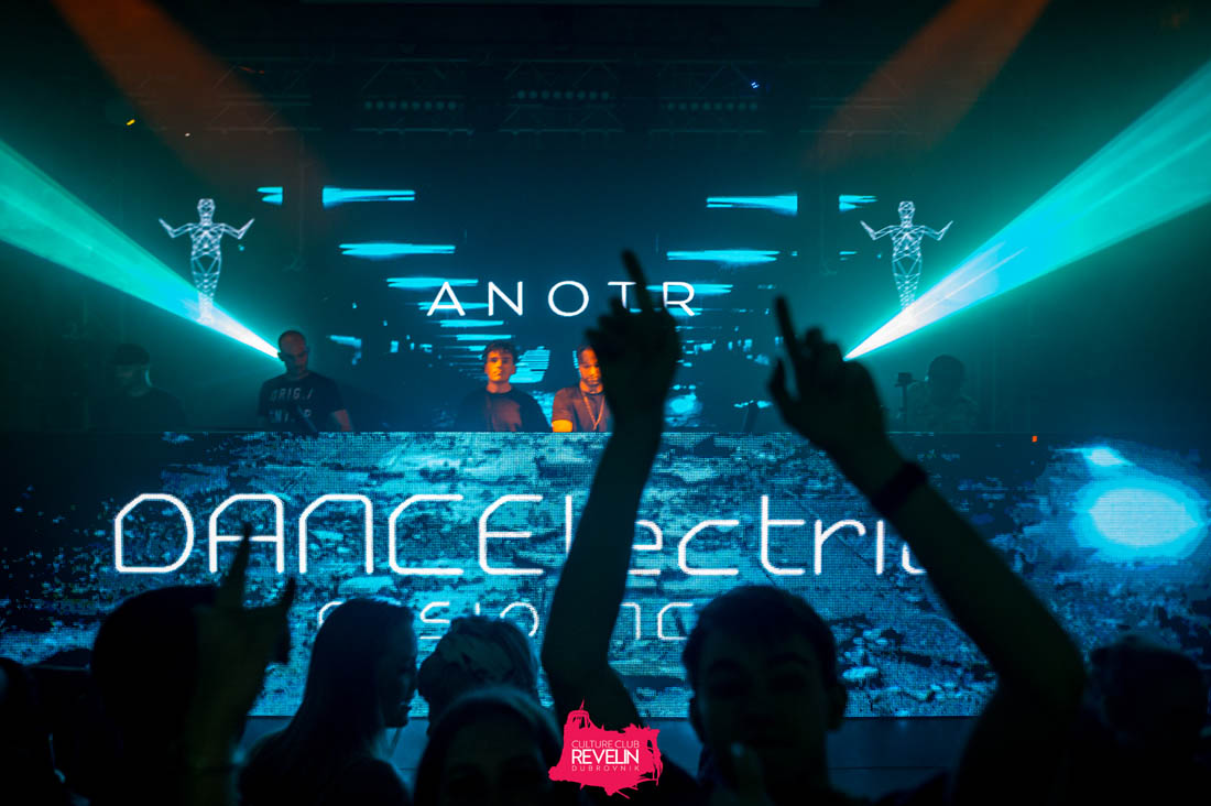 Anotr at DancElectric Residency, Revelin, June 26th 2019