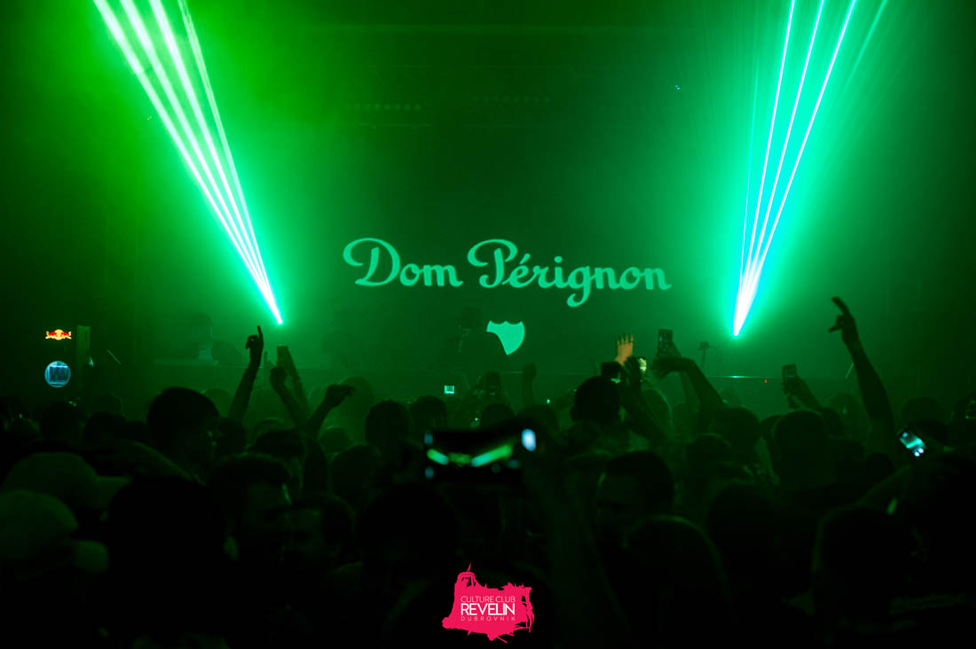 Dom Perignon at Revelin