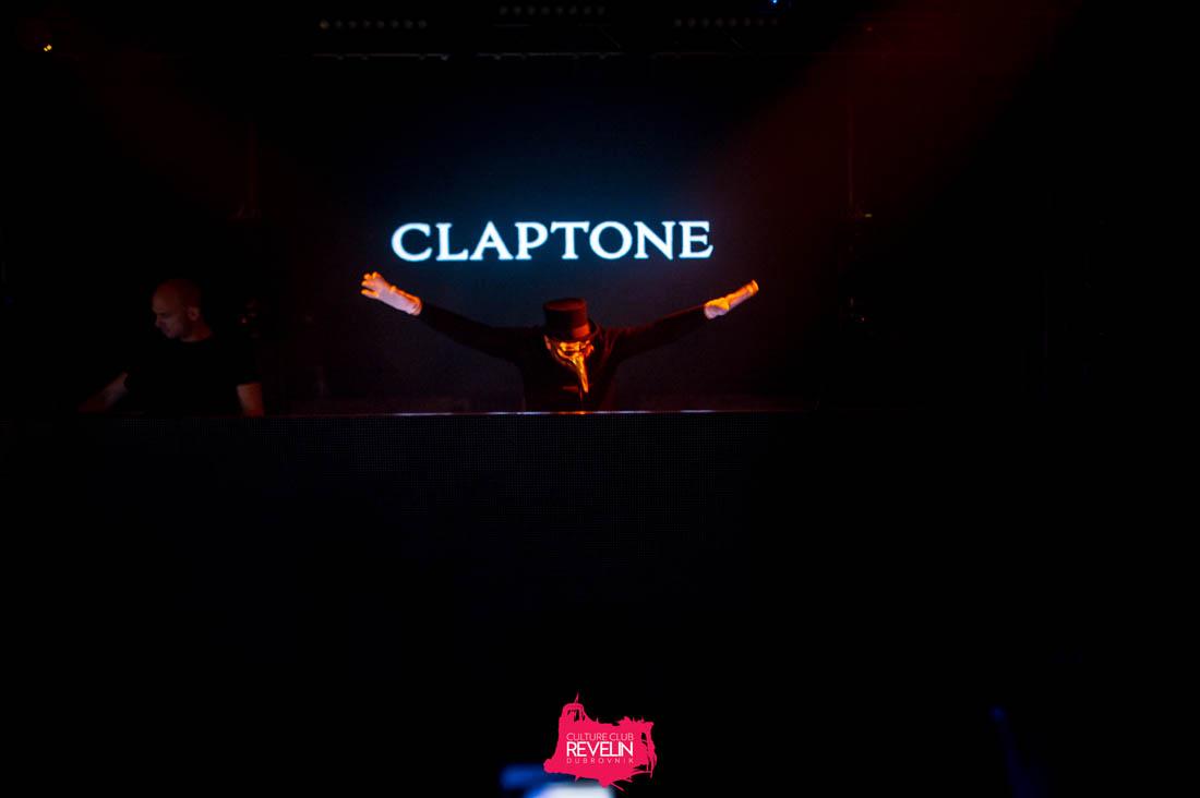signature Claptone