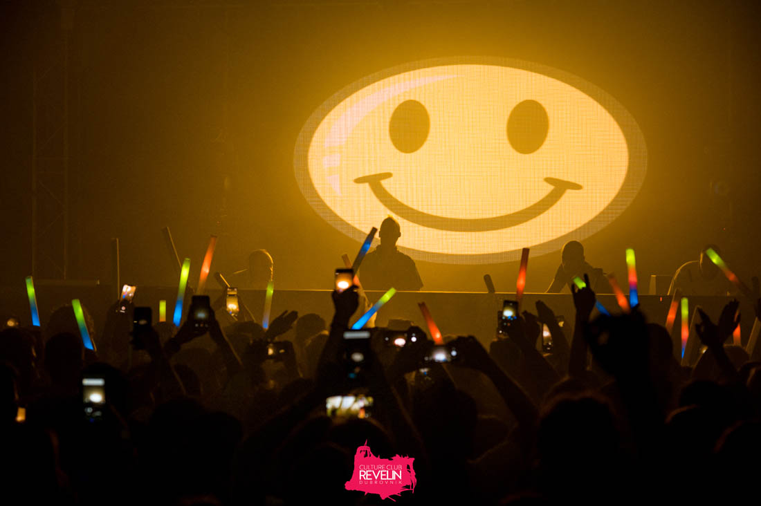smile, its Fatboy Slim