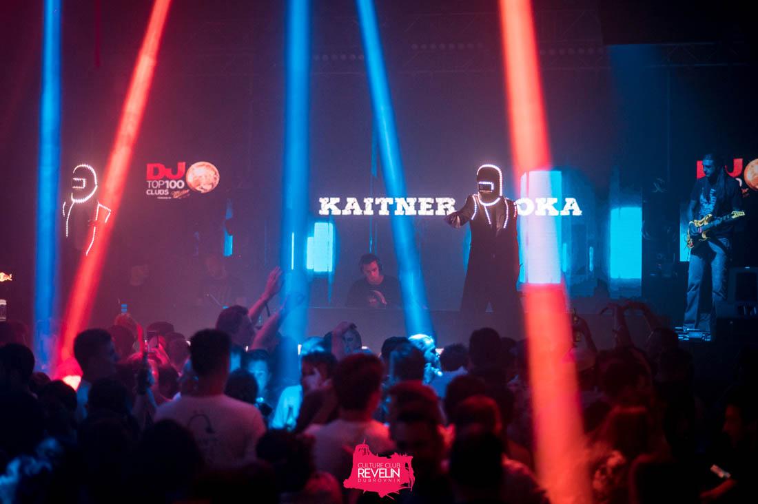 Kaitner Z Doka, Revelin Luminescence show
