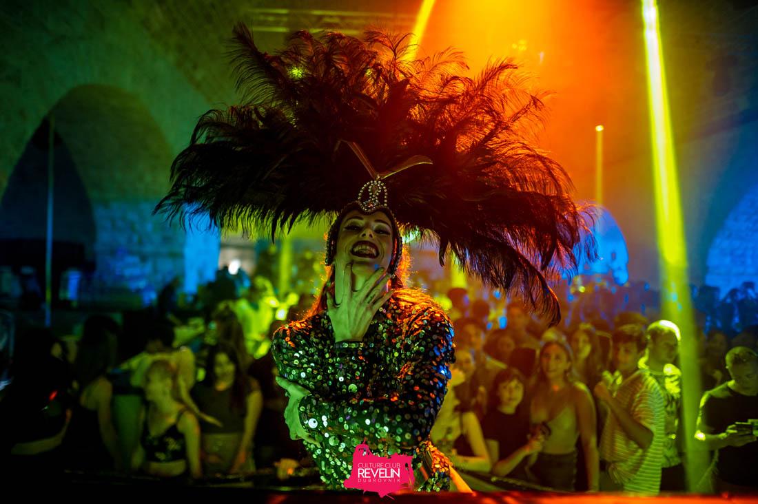 party time, Nicola Fasano at Revelin, 2019