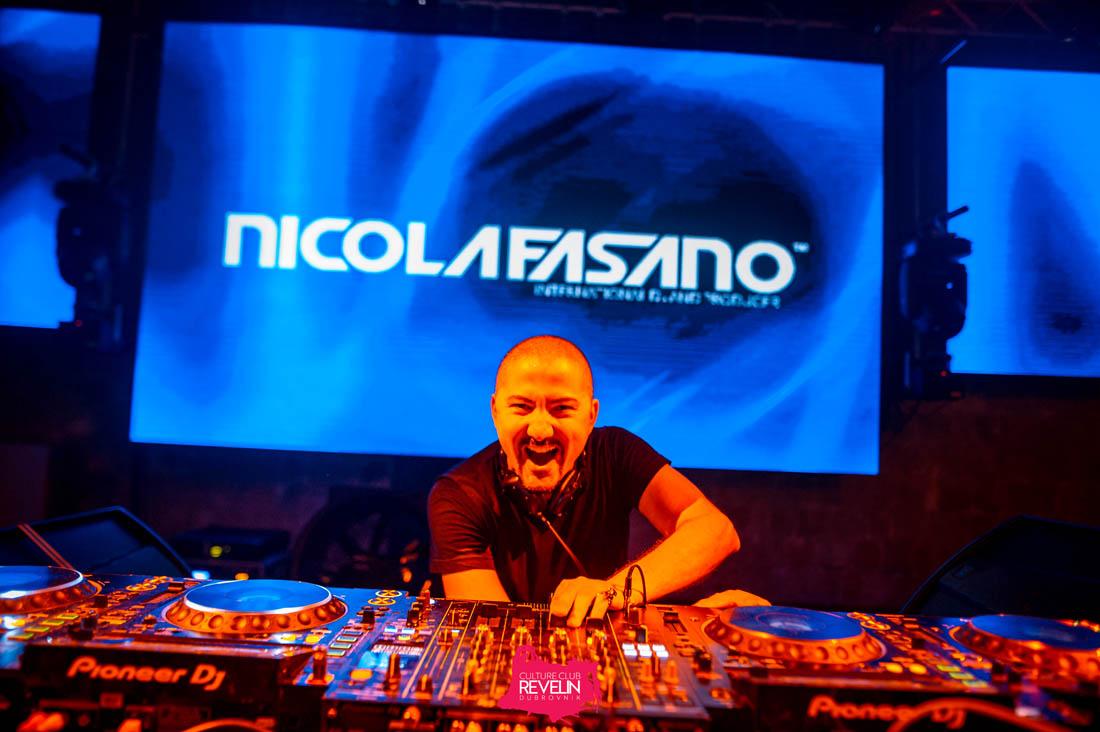 Nicola Fasano, Culture Club Revelin, June 28th 2019