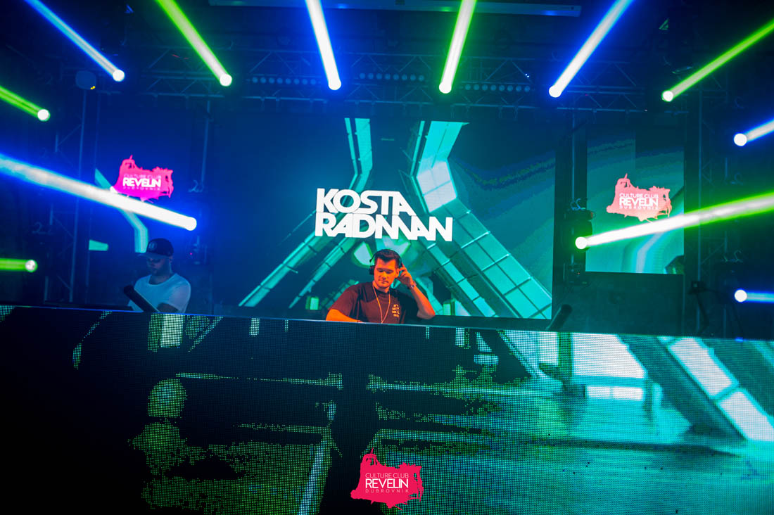 Kosta Radman on Relive club night in Revelin