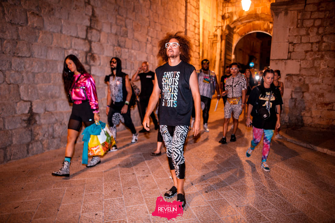 welcome to Dubrovnik RedFoo, July 2019