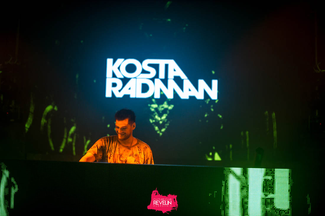 Kosta Radman preforming at Tunesday club night in Revelin, Dubrovnik 2019