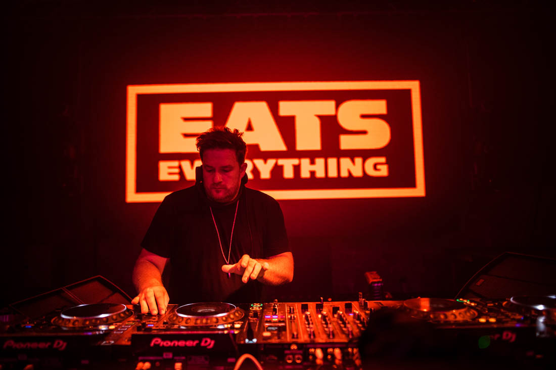 Eats Everything, Revelin, August 14th 2019