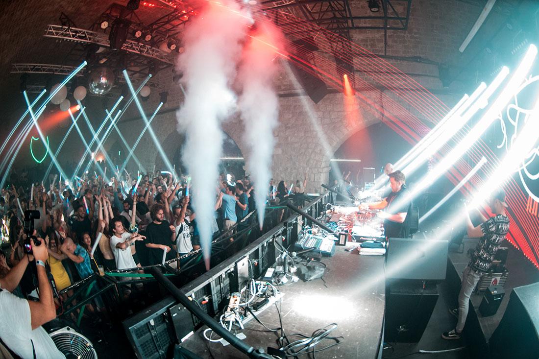 DJ presents Eats Everything, Culture Club Revelin