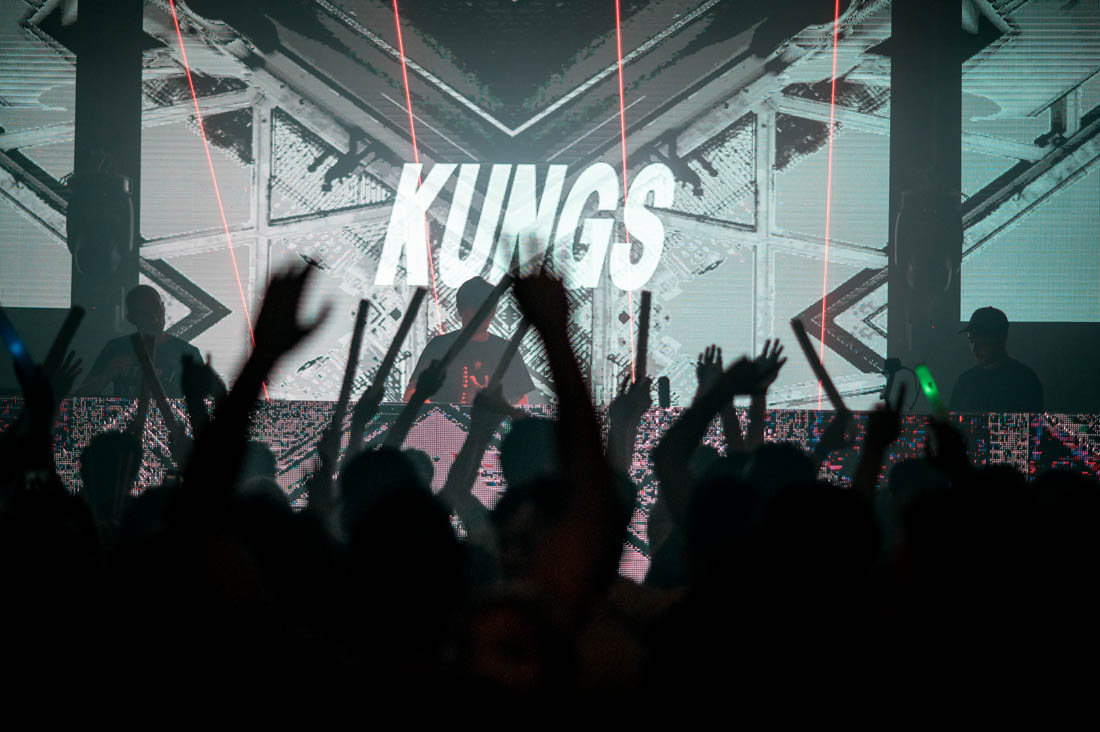 Kungs at Revelin stage, Revelin festival