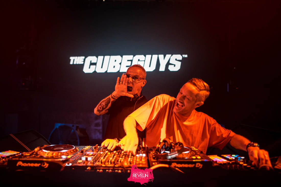 The Cube Guys, Revelin nightclub, August 23. 2019