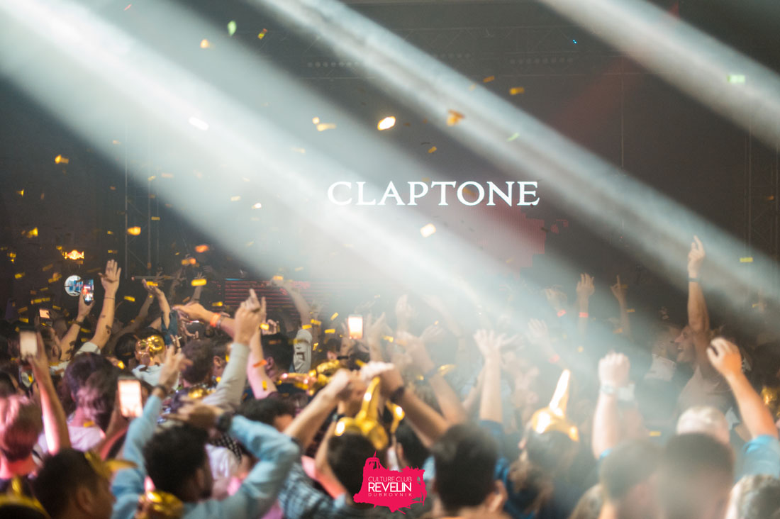 Claptone, Revelin, September 20th 2019