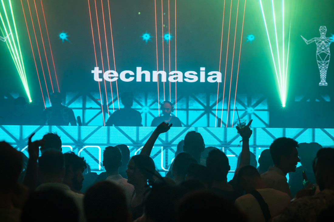 Technasia and Franky Rizardo, Revelin, September 4th 2019