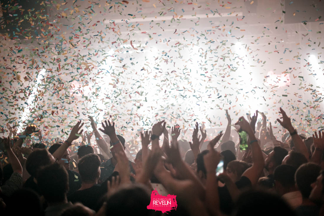 party night, Revelin club night