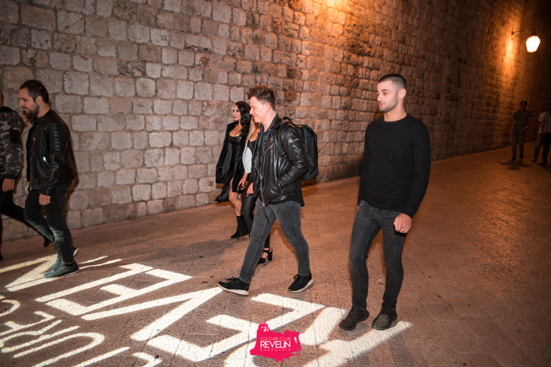 Welcome to Dubrovnik Fedde Le Grand!