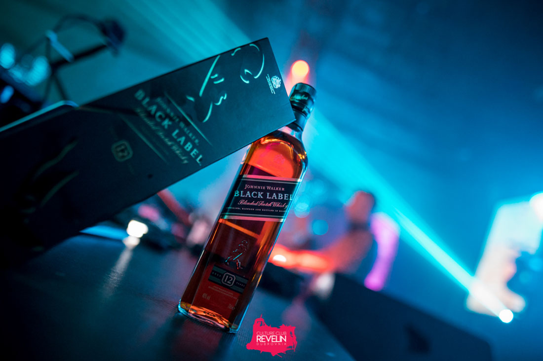Johnnie Walker and Culture Club Revelin