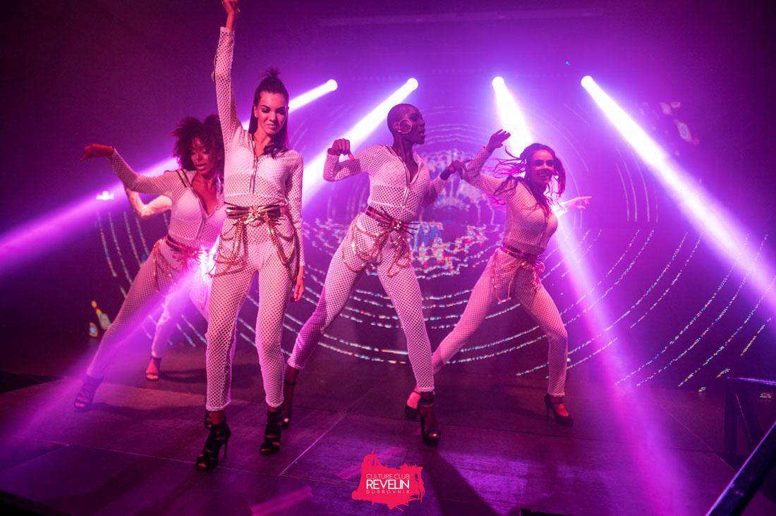 every Thursday night at Revelin, The Vibe show!