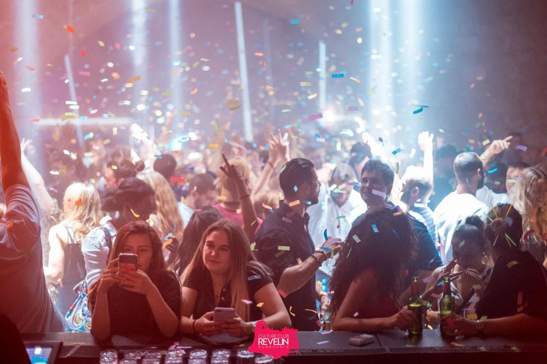 party night in Revelin